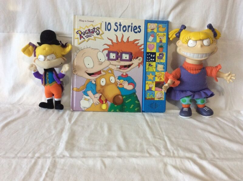 Rugrats Toy Dolls And Play A Sound Book Toys Indoor Gumtree Australia Brimbank Area Cairnlea 1171550263