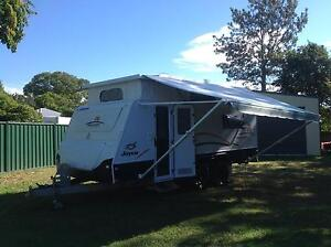 2013 Jayco Discovery Outback 17.55-5 SH Wauchope Port Macquarie City Preview