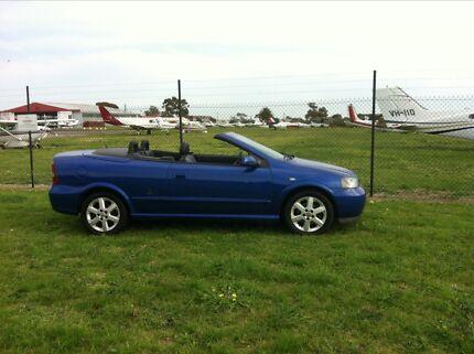 2002 Holden Astra Convertible