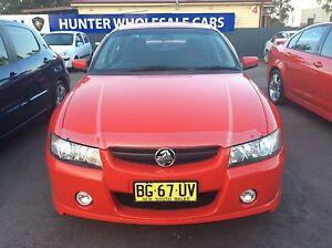 2005 Holden Commodore SV-6 VZ 05 Upgrade automatic Sedan Sandgate Newcastle Area Preview