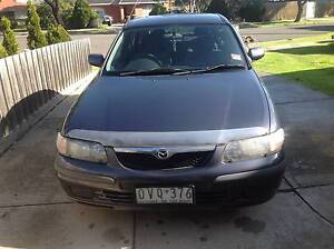 1998 Mazda 626 Hatchback with RWC Kings Park Brimbank Area Preview