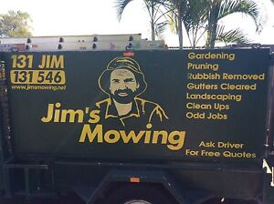 Jim's Mowing franchise Helensvale Gold Coast North Preview