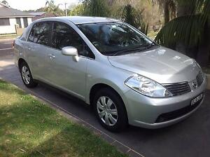 2009 Nissan Tiida, ONLY 23,200 km's + 10 months Rego Engadine Sutherland Area Preview