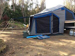 camper trailer tent Rye Mornington Peninsula Preview