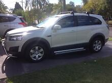 2011 Holden Captiva Wagon - End of Lease family vehicle one owner Sandgate Brisbane North East Preview