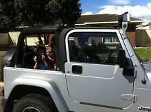 2006 Jeep Wrangler Convertible Myponga Yankalilla Area Preview