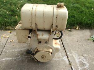 Tecumseh 7hp gas engine