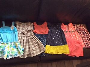 Girls baby clothes / dresses - 18-24 months + 2T