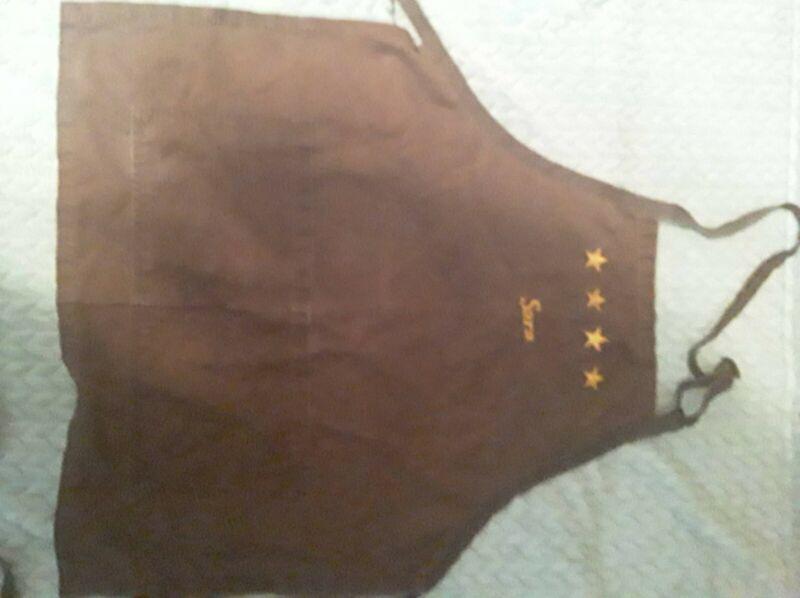 Cracker Barrel Uniform Apron 4 Stars