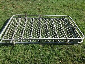 Roof rack land cruiser 100 series Glamorgan Vale Ipswich City Preview