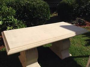 Outdoor table and chairs Chatswood Willoughby Area Preview