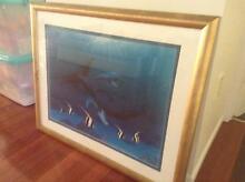 Darrell Hook framed print Helensvale Gold Coast North Preview