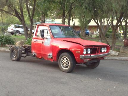 1976 DATSUN 620 ONE TONNER COLLECTOR CAR.  MUST SEE Kentlyn Campbelltown Area Preview