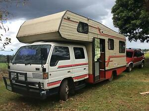 1993 Mazda T4000 motor home + 2000 Suzuki Grand Vitara Childers Bundaberg Surrounds Preview