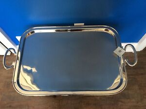 Large Steel serving tray