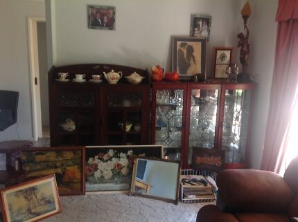 Deceased Estate Items for Sale - Many Antique Items