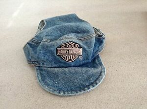 Harley Davidson Dog Hat