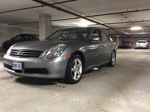 INFINITI G35x AWD PRICE TO SELL