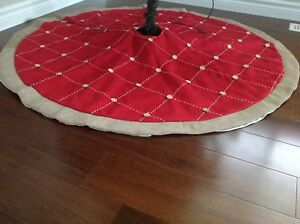 Christmas Tree Skirt.