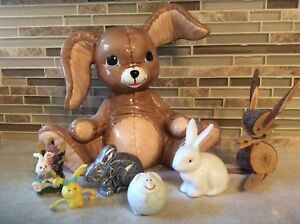 Rabbit collectibles