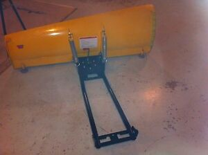5 foot Warn taper plow