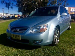 2006 Kia Cerato Spoty 4 Cyl 5 speed Sedan Nice Car Bargain Woodbine Campbelltown Area Preview