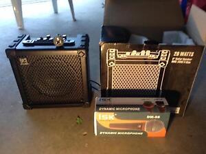 Amplifier and microphone Uralla Uralla Area Preview
