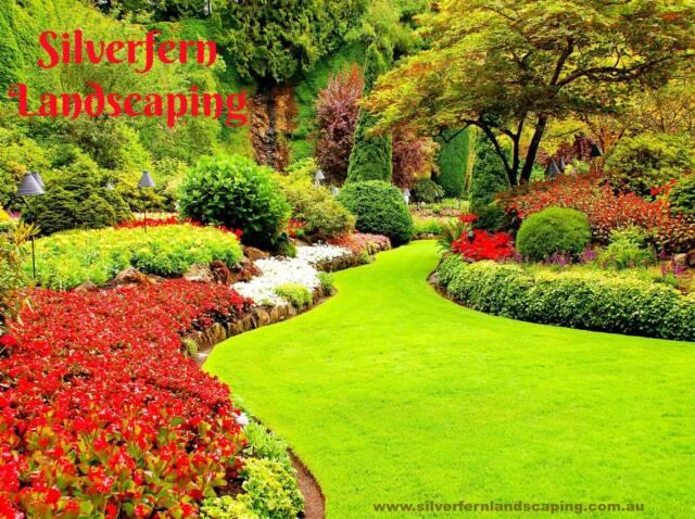 Silverfern Landscaping Landscaping Amp Gardening Gumtree