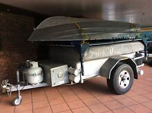 Hard floor camper trailer / Tinney Package Daisy Hill Logan Area Preview