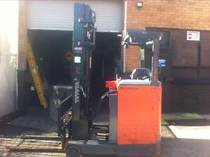 Toyota 6FBRE12 Electric Forklift Greenacre Bankstown Area Preview