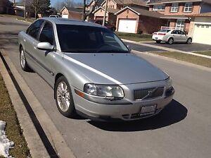 2001 Silver Volvo S80 4 door Automatic.  $2,050 OBO