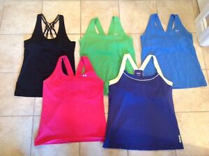 Fitted Tank Tops