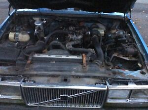 Volvo 760 T 1987 for parts