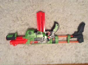 Nerf disc gun