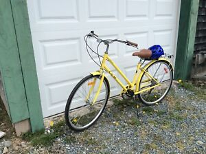 Ladies Cruiser Bicycle for sale
