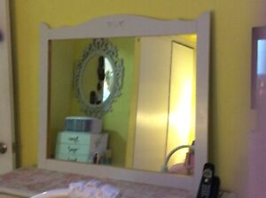 """Large Bedroom Mirror 36"""" high. X 46"""" wide"""