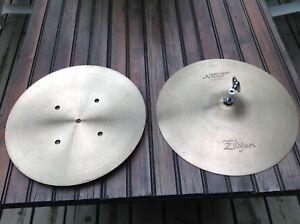 Zildjian Quick Beat Hi Hat Cymbals