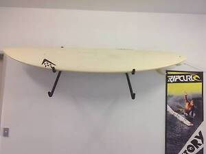Firewire 7ft 6inches surfboard,travel cover, leg rope. Peregian Beach Noosa Area Preview