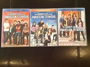 Coffrets DVD The secret Life of an american teenager