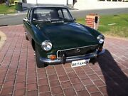 1972 M.G.B GT British Racing Green; Wire Wheels Scotsdale Denmark Area Preview