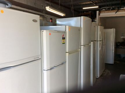 Fridges frost free from $180  Free delivery warranty Also washers