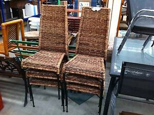 Outdoor Dining chairs #390 North Geelong Geelong City Preview