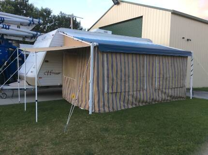 JAYCO HERITAGE 18 FT DUEL AXLE CARAVAN WITH ANNEX Yatala Gold Coast North Preview
