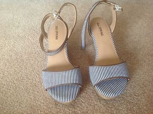 Call It Spring   Size 6.5  Wedge Sandles