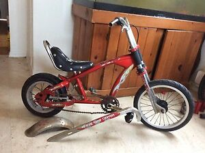Chopper bike for child