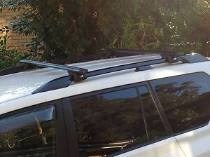 Rhino car roof racks Rankin Park Newcastle Area Preview