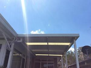 Carport Single White- attach to house Drummoyne Canada Bay Area Preview