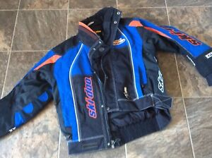 Snowmobile coat and pants