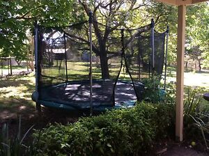 12ft trampoline Echunga Mount Barker Area Preview