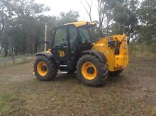 Jcb 550-80 Agri plus Capertee Lithgow Area Preview